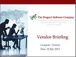 gartner vendor briefing dragon1