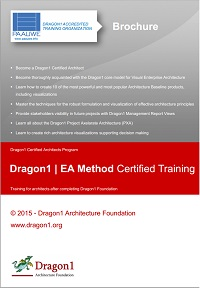 Dragon1 Certified Training Brochure