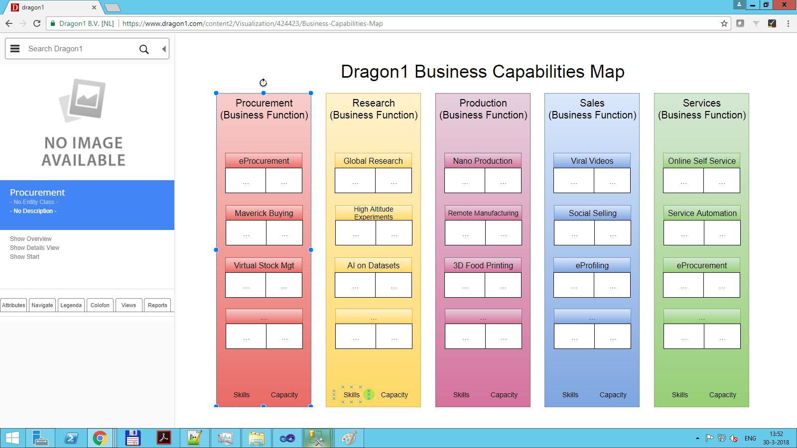 dragon1 publish print visualization