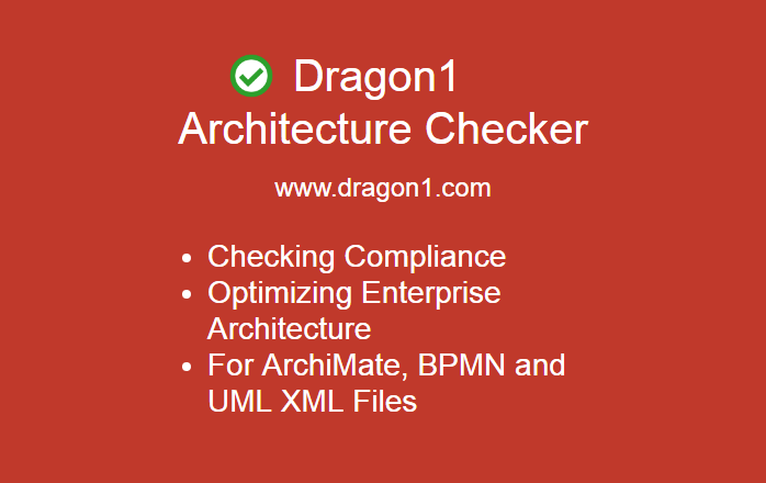 enterprise architecture checker