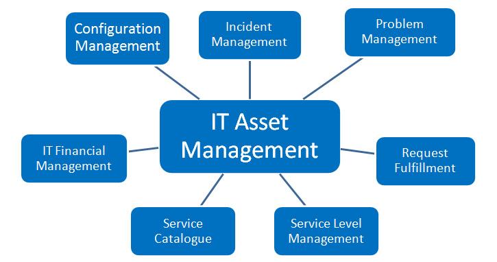 it asset management model