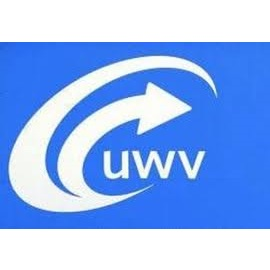 Logo of the UWV