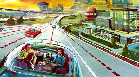 Future Self Driving Cars