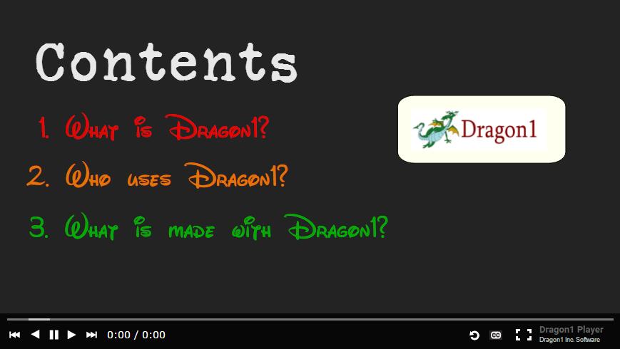 presentation content slide