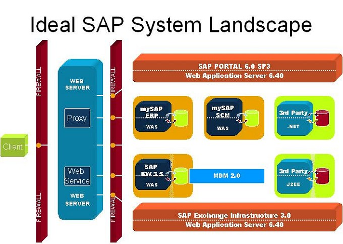 sap application landscape dragon1