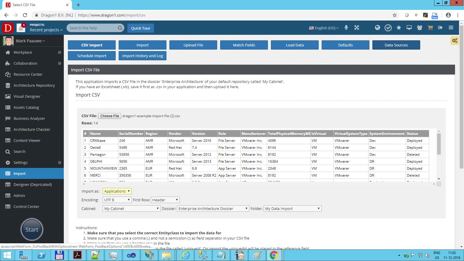 screenshot import application