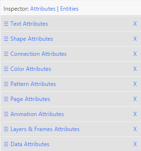 dragon1 inspector panels