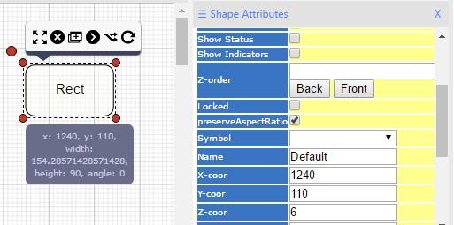 dragon1 shape attributes