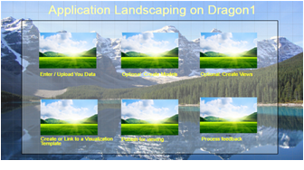 Application Landscaping on Dragon 1