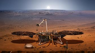 Mission To Mars Insight Lander