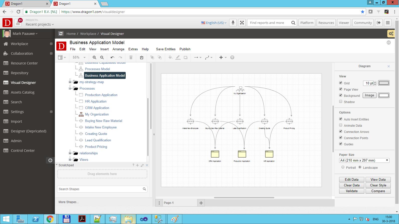 dragon1 model in repository
