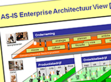 AS-IS Enterprise Architecture View